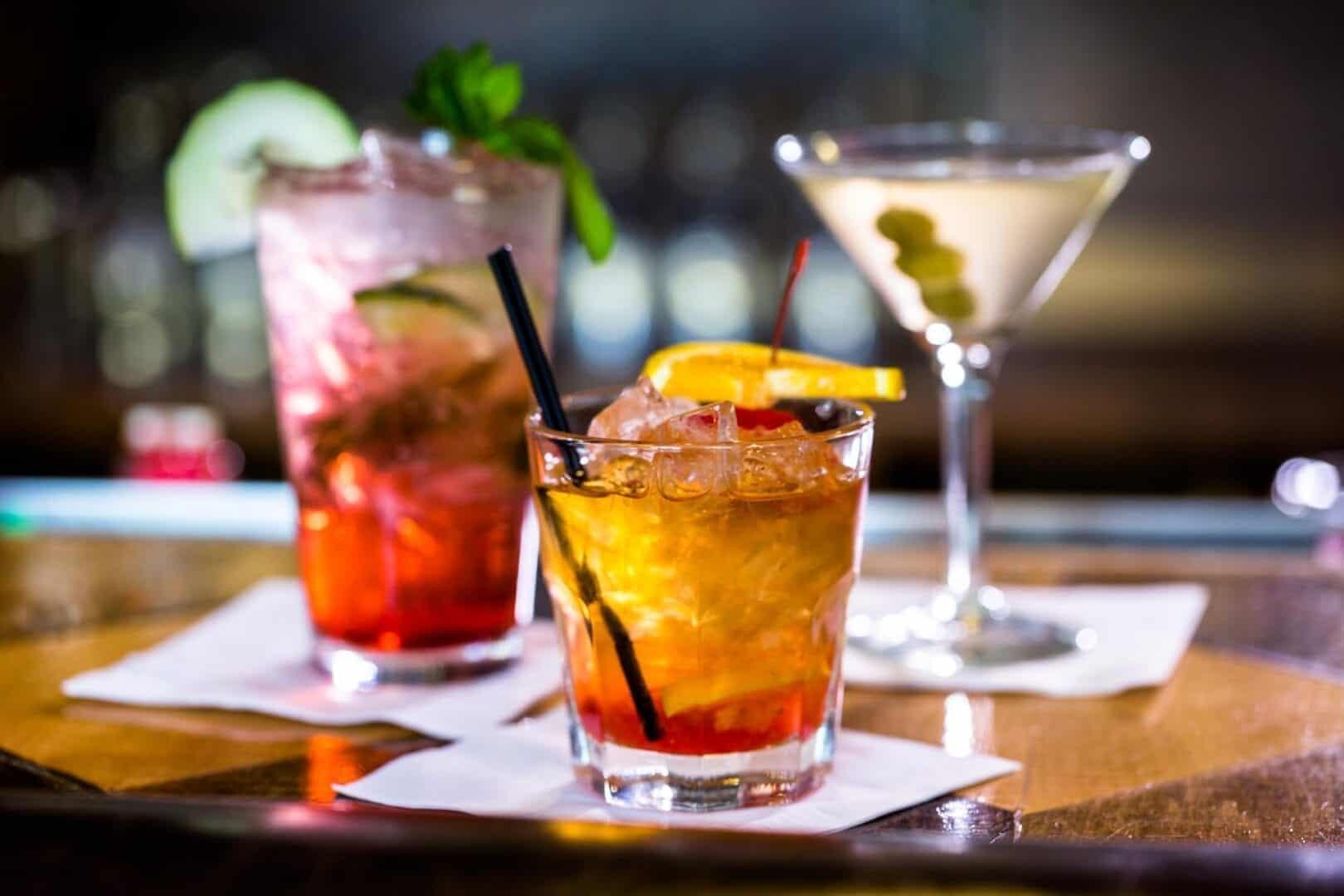 Drinks - 3 Close Up